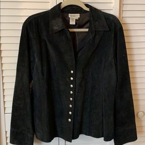 Cold Water Creek Leather Jacket